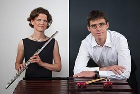 Almut Unger und Thomas Laukel